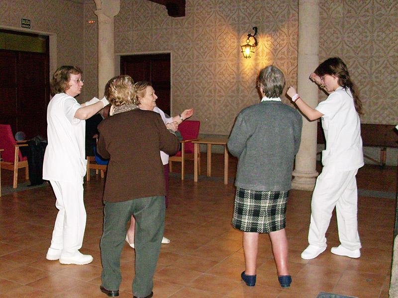 Animación y bailes