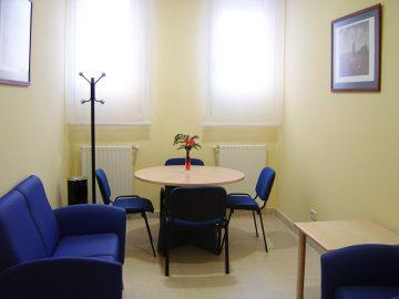 Sala visitas