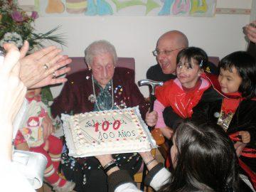 Celebración centenarios I