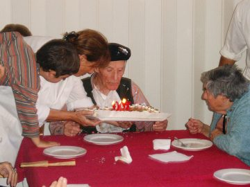 Celebración centenarios II