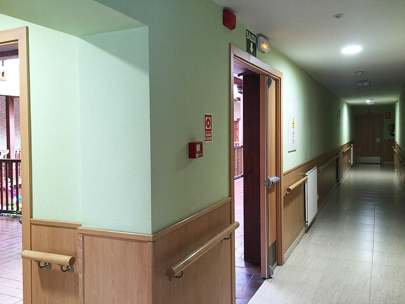 Residencia para personas mayores en Segovia